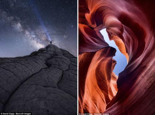 Những địa danh đẹp ngoạn mục như trên hành tinh lạ ở Mỹ - 4