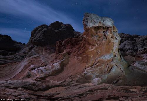 Những địa danh đẹp ngoạn mục như trên hành tinh lạ ở Mỹ - 6