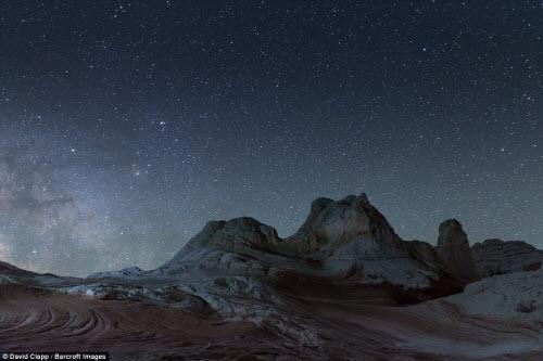 Những địa danh đẹp ngoạn mục như trên hành tinh lạ ở Mỹ - 8
