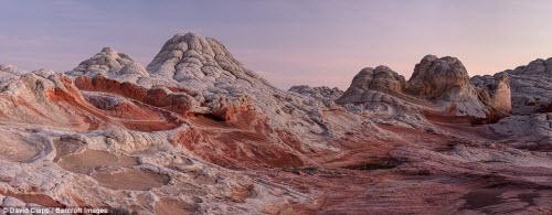 Những địa danh đẹp ngoạn mục như trên hành tinh lạ ở Mỹ - 9