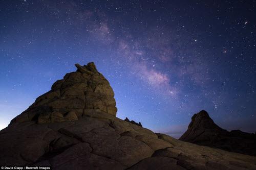 Những địa danh đẹp ngoạn mục như trên hành tinh lạ ở Mỹ - 15