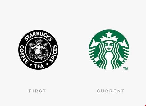 20 logo nổi tiếng xưa và nay - 1
