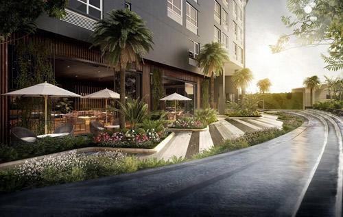 The EverRich Infinity: 'Resort trong phố' hút khách Sài thành - 1