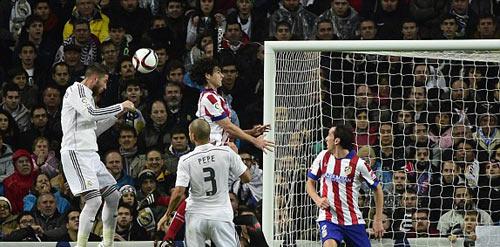 Real & CK cúp C1: Cặp đôi hoàn hảo Ramos - Pepe - 2