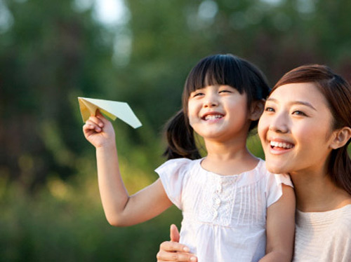 Mẹo phong thủy giúp con bạn ngoan ngoãn, giỏi giang - 1