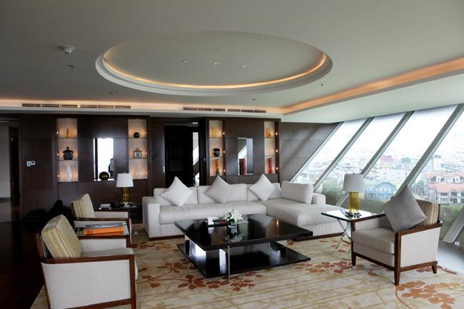 Khám phá phòng khách sạn Tổng thống Obama ở tại Hà Nội - 3