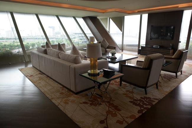 Khám phá phòng khách sạn Tổng thống Obama ở tại Hà Nội - 2