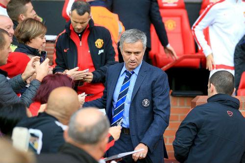 """Đến MU, Mourinho nuôi chí lớn """"trả thù"""" Chelsea - 2"""