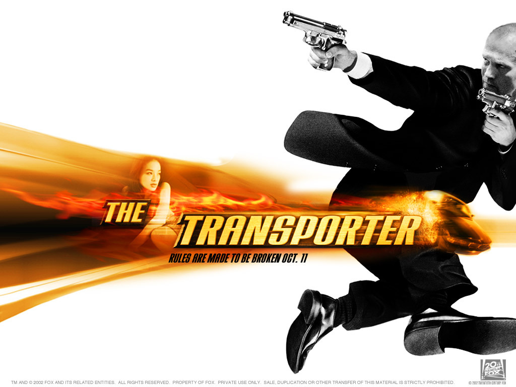 Trailer phim: The Transporter - 1