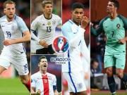 """Bóng đá - Vua phá lưới Euro: Ronaldo đấu toàn """"hàng khủng"""""""