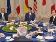 """Tài chính - Bất động sản - TQ hung hăng: """"G7 đừng xen vào chuyện người khác"""""""