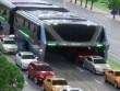 """""""Siêu"""" xe chống tắc đường ở Trung Quốc"""