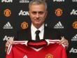 CHÍNH THỨC: Mourinho trở thành HLV trưởng MU