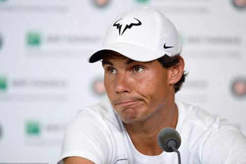 """Chấn thương là """"định mệnh"""" của Nadal - 1"""