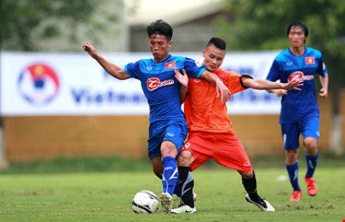 Đội tuyển bóng đá VN: Tái đấu U-19 chờ chạm trán Syria - 1