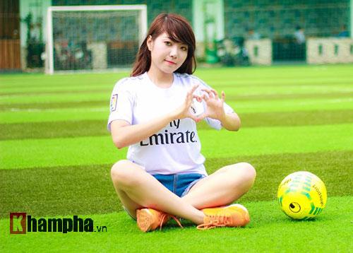 Fan Real ở Việt Nam quyết nhuộm trắng chung kết Cup C1 - 6