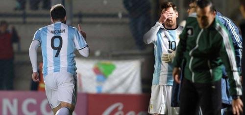 Argentina – Honduras: Đau tim vì Messi - 1