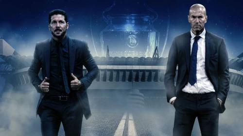 chung ket c1 Real Madrid vs Atletico Madrid - 2