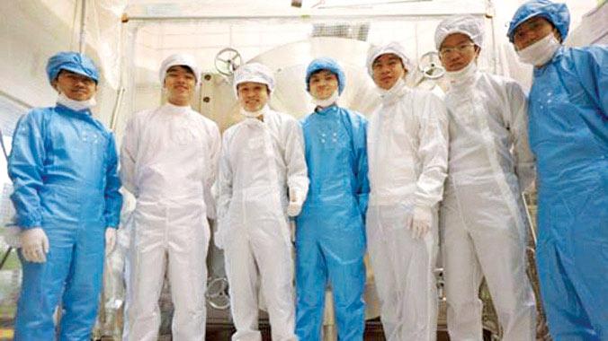 Công nghệ vũ trụ: Chi 6 tỷ đào tạo, về trả lương 4 triệu - 1