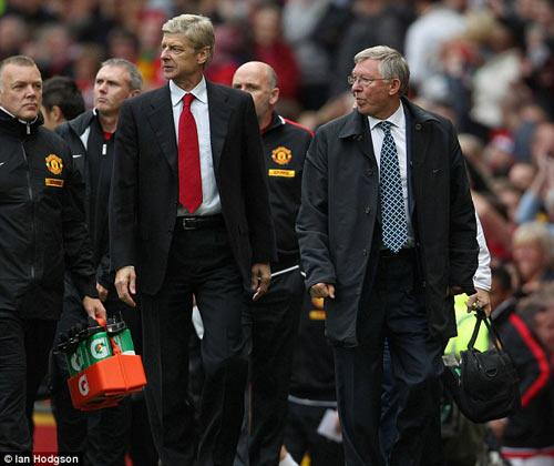 """Sir Alex: """"Wenger thật tuyệt, không đáng bị chỉ trích"""" - 1"""