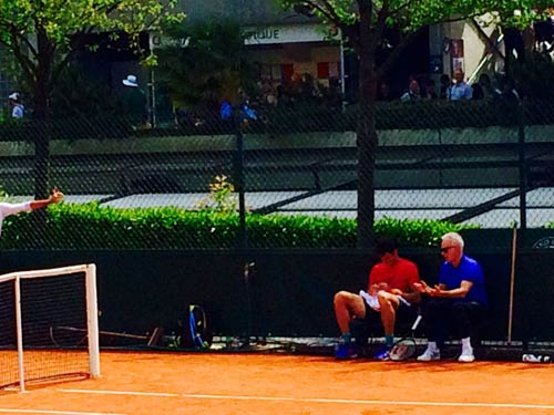 Roland Garros ngày 7: Ivanovic dừng bước, Tsonga bỏ cuộc - 10