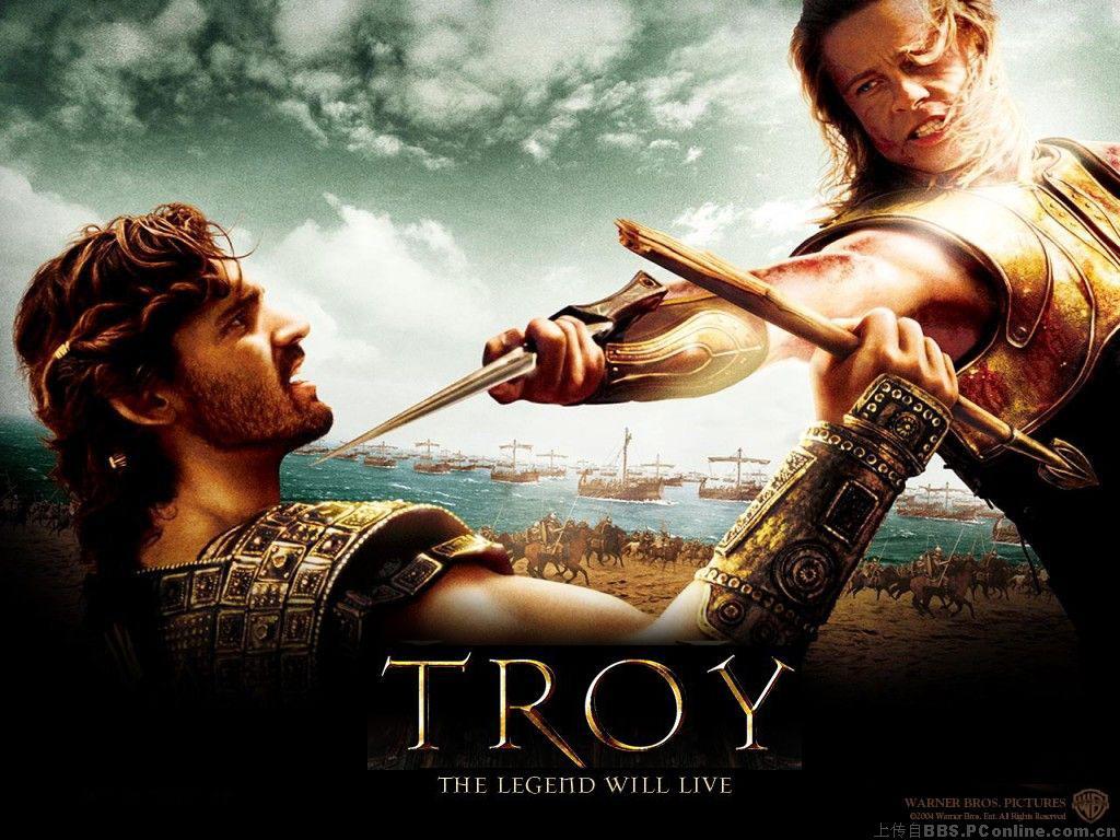 Trailer phim: Troy - 1