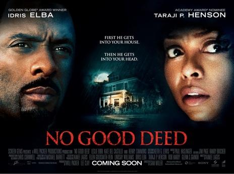 Trailer phim: No Good Deed - 1