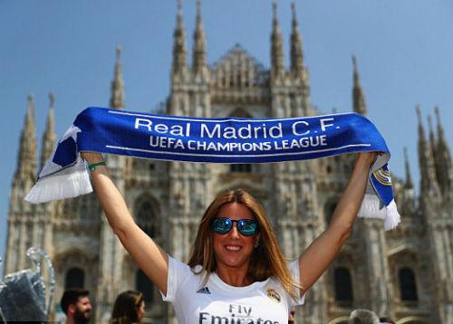 Chi tiết Real Madrid – Atletico Madrid: Cảm xúc vỡ òa (KT) - 28