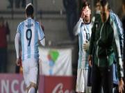 Bóng đá - Argentina – Honduras: Đau tim vì Messi