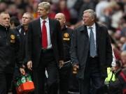 """Bóng đá - Sir Alex: """"Wenger thật tuyệt, không đáng bị chỉ trích"""""""