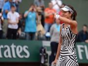 Thể thao - Roland Garros ngày 7: Ivanovic dừng bước, Tsonga bỏ cuộc