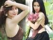 Thiếu nữ Hà Nội khoe nét gợi cảm bên sen đầu hạ