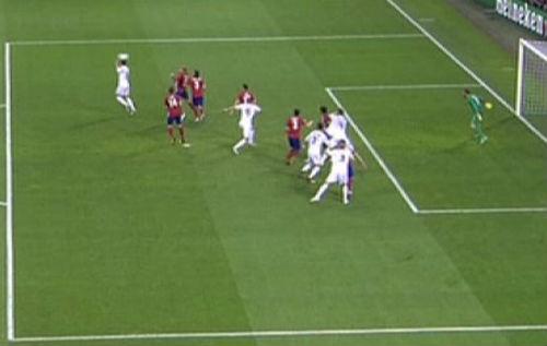 Tranh cãi: Ramos ghi bàn ở thế việt vị - 1