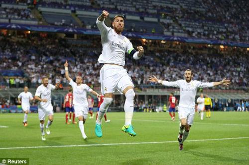 Video Real Madrid vs Atletico Madrid - 1