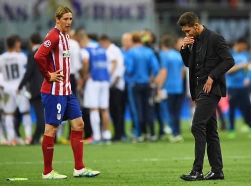 Nỗi đau Milan có thể là dấu chấm hết của Atletico - 1