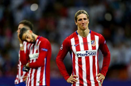 Nỗi đau Milan có thể là dấu chấm hết của Atletico - 2