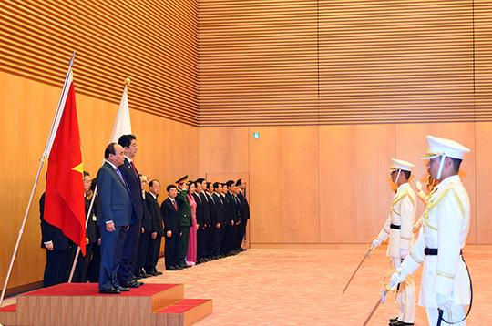 Hai Thủ tướng Việt-Nhật: Không được quân sự hóa Biển Đông - 3
