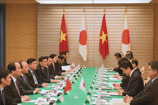 Hai Thủ tướng Việt-Nhật: Không được quân sự hóa Biển Đông - 4