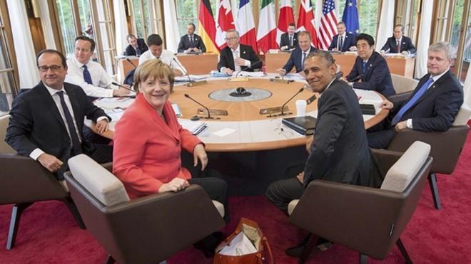 G7 bế tắc với sáng kiến kinh tế Ise-Shima - 1