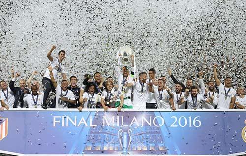 Real vô địch, La Liga khẳng định thế thống trị châu Âu - 1