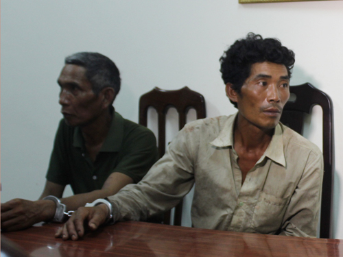 """Bị truy nã, """"lặn một hơi"""" 19 năm sang Lào vẫn bị tóm - 1"""