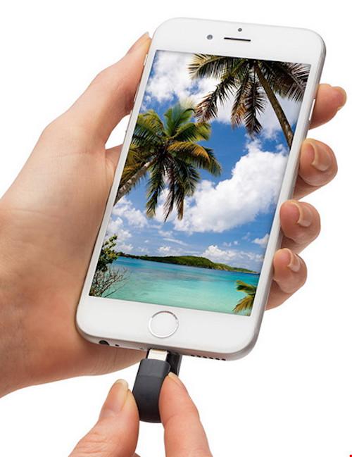 Chọn giải pháp mở rộng bộ nhớ cho iPhone - 1