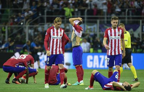 """Atletico & Simeone: Bi kịch của """"kẻ về nhì vĩ đại"""" - 1"""