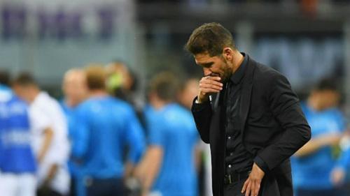 """Atletico & Simeone: Bi kịch của """"kẻ về nhì vĩ đại"""" - 2"""