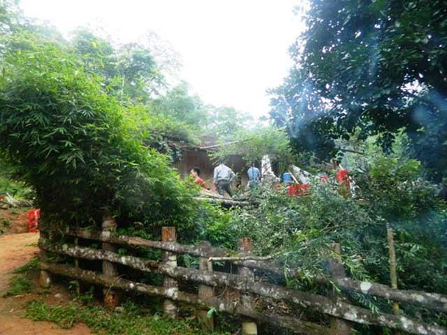 Bị vây bắt, nghi can truy sát 2 vợ chồng ở Nghệ An tự sát - 2