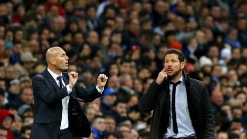 Hậu CK cúp C1: Zidane được giữ lại, Simeone muốn ra đi - 1