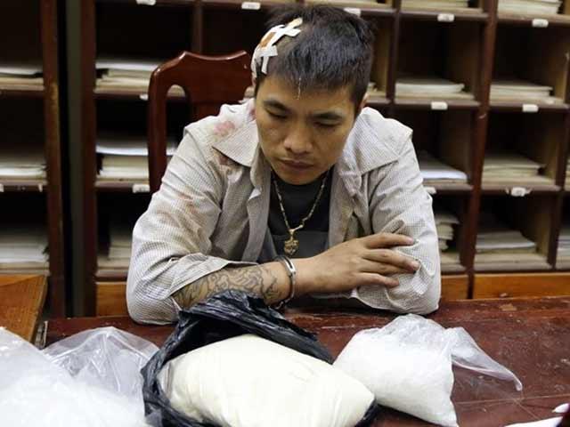 Cuộc truy bắt nghẹt thở trùm ma túy xứ Lạng - 1