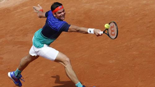 Roland Garros ngày 8: Raonic dừng bước vì chấn thương - 6
