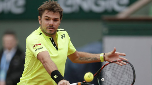 Video Wawrinka vs Troicki - 1