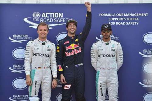 Video F1, Monaco GP: Lần đầu cho Hamilton - 1